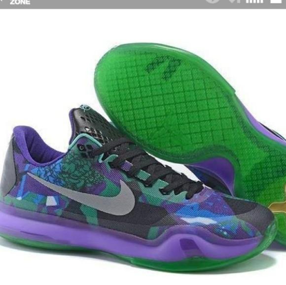 6e629798ebe9 Kobe Bryant X10 low Peach Jam overcome. M 5bae7994df03077c1baa67e4. Other  Shoes you may like. NIKE ...